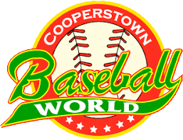 Cooperstown Baseball World Logo